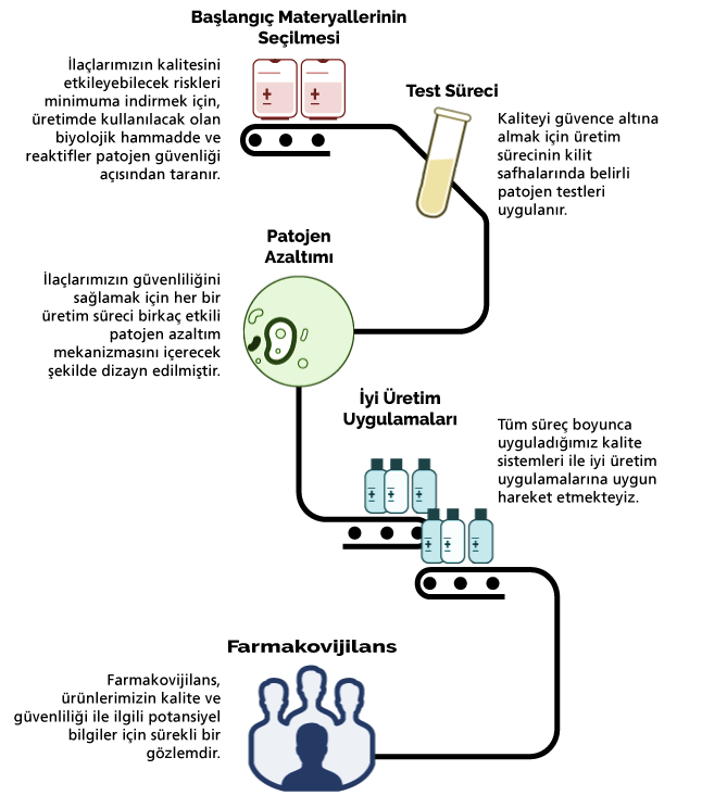 Integrated Safety System diagram
